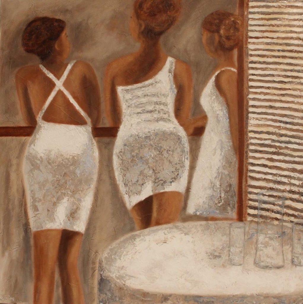 Schilderijen verhuizen naar Zuid-Afrika
